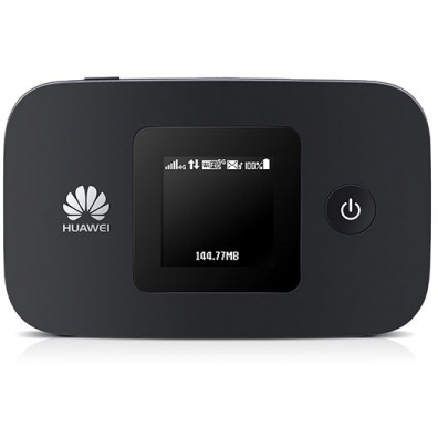 Huawei E5577 4G-LTE MiFi Router 150 Mbps Black (open box)