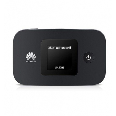 Huawei E5577s 4G LTE MiFi Router 150 MBps with powerbank Black