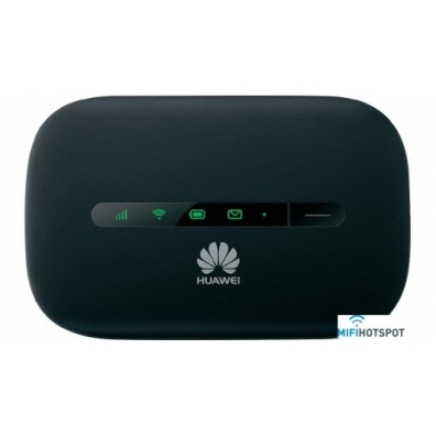Huawei E5330 3G MiFi Router 21 MBps Black (open box)
