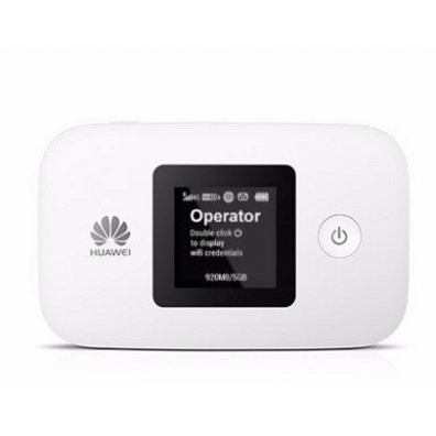 Huawei E5577 4G-LTE MiFi Router 150 Mbps White (open box)